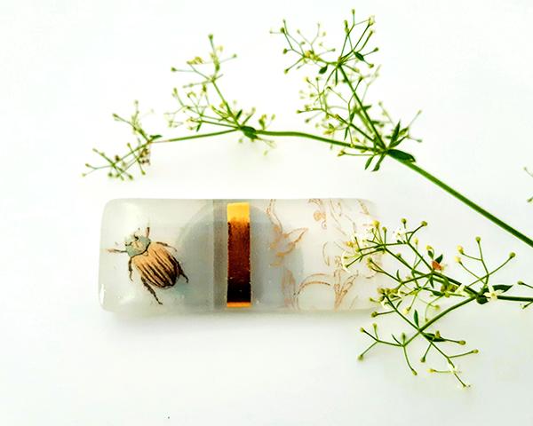 Serie INSETTI - spilla